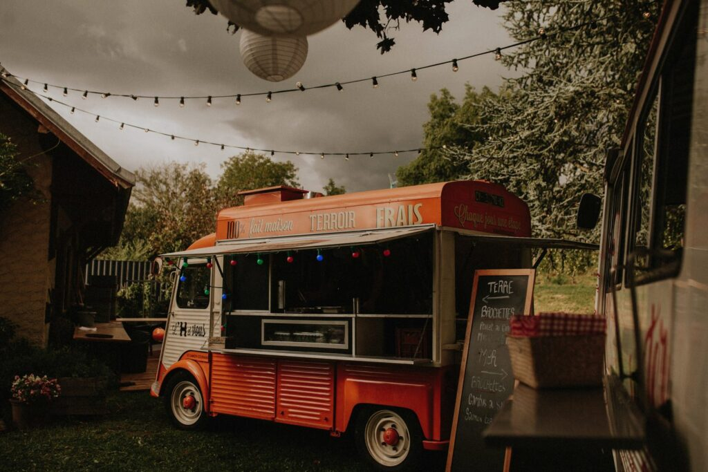 The best Food truck from the Manchester
