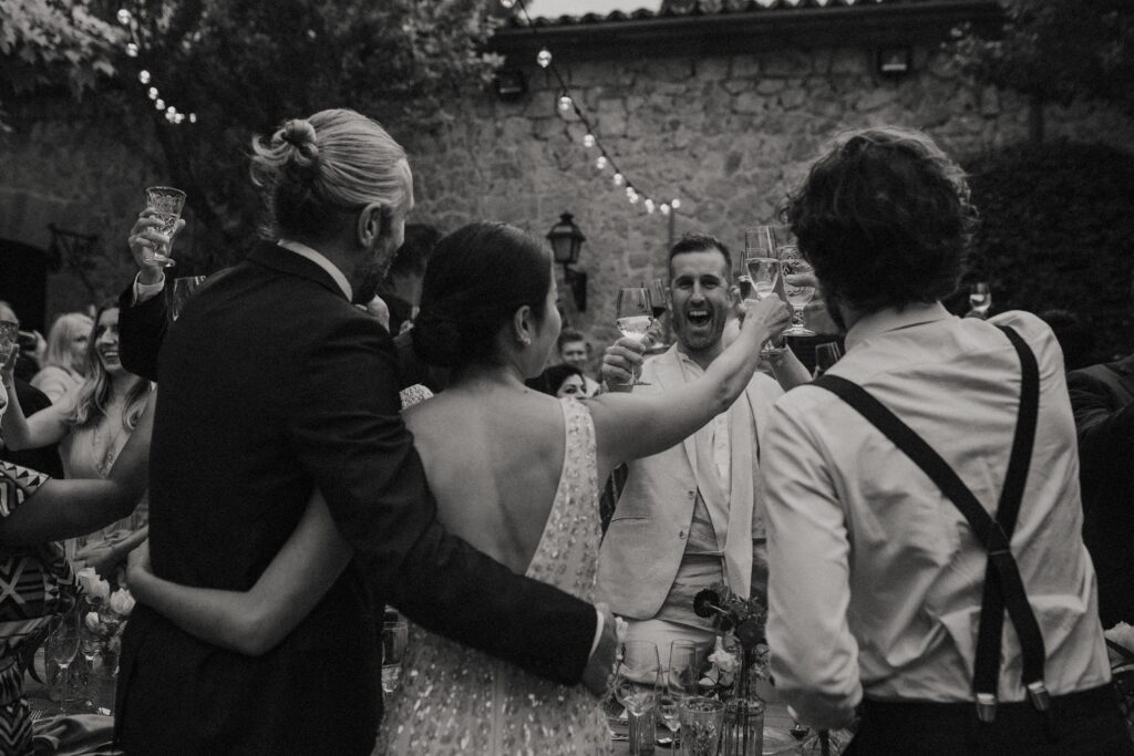 Majorca wedding weekend with an outside ceremony Pomme and Dan Coralie Monnet 195